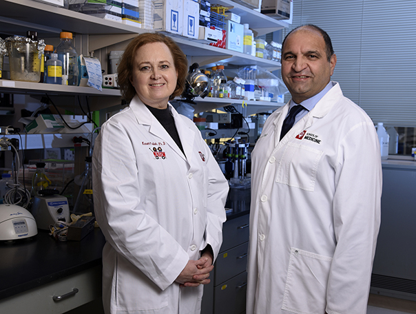 Glioblastoma researchers
