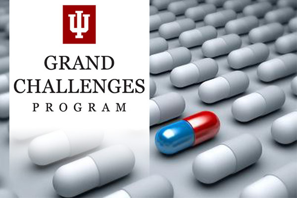 IU announces first round of funding for $300 million Grand Challenges Program