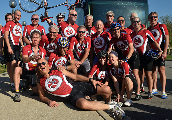 Miles for Myeloma at 10 years