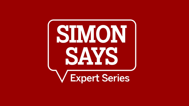 New Simon Says Expert Series kicks off April 27