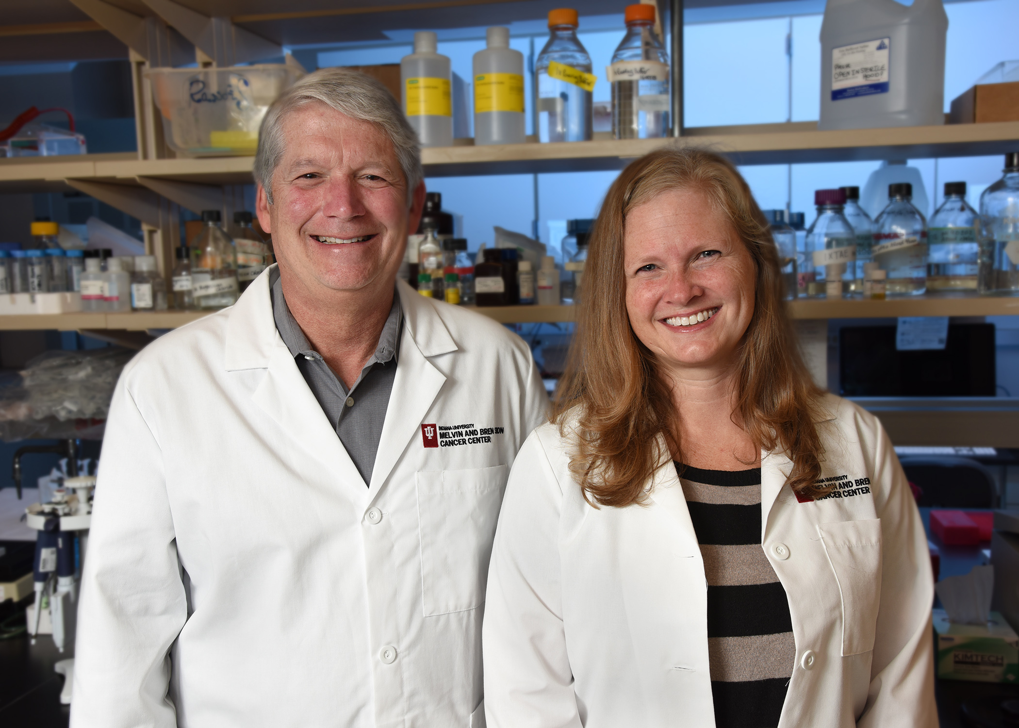 IU cancer researchers awarded $2.3 million to continue CIPN studies